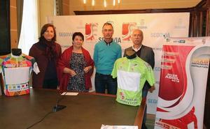 Segovia vuelve a tener relevancia en la Vuelta a Castilla y León