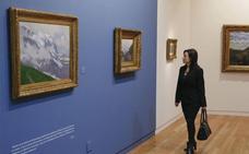 La exposición 'Pioneros de la modernidad' registra 18.435 visitas