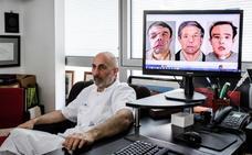 El hombre de las 'tres caras' habla tras un nuevo trasplante