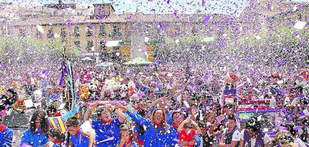 El Consejo de Fiestas reclama que San Antolín recupere los dos fines de semana