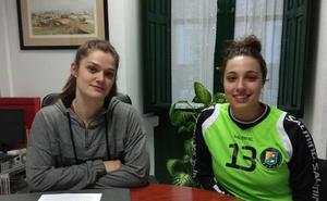 Las palentinas Elena Cuadrado y Mónica Gutiérrez renuevan con el Aula Cultural