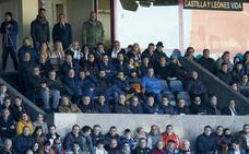 El alcalde y el concejal de Deportes estarán en el palco de Las Pistas en el derbi salmantino