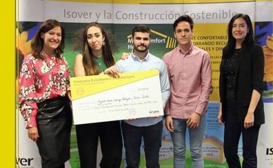 Tres alumnos de Arquitectura, premio nacional del Concurso de Isover Multi- Comfort House
