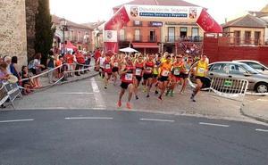 Valverde, primera prueba del circuito Media Docena de Leguas