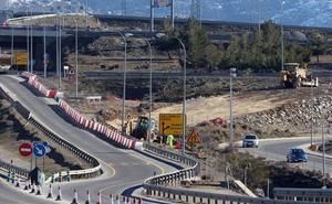 Ojo en la SG-20: Nueva reordenación en el enlace con la autopista AP-61