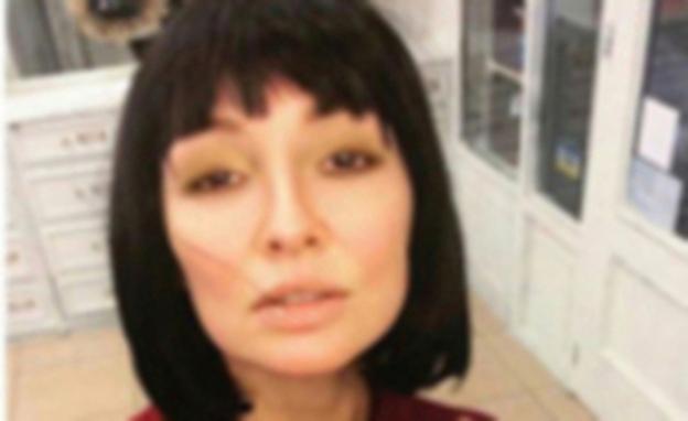 Cristina Castaño juega con su imagen
