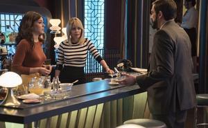 Belén le pide a Charo que deje su adicción al alcohol