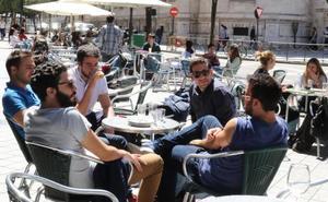 Primer fin de semana de temperaturas primaverales en Castilla y León