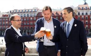 Cerveceros de España lleva a Valladolid la campaña para concienciar de la opción de la 'Sin' si se va a usar la bici