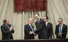 El Rey prioriza la cultura como nuevo eje de la cooperación entre España y Portugal