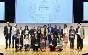 La asociación Acopedis, finalista en un certamen de innovación social