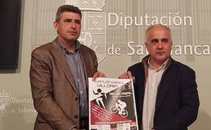 Villoria se estrena en el Circuito de Duatlón de la Diputación de Salamanca