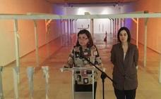 Esther Gatón propone un paseo «denso» en el Patio Herreriano