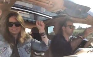 Iker Jiménez y Carmen Porter soprenden con un vídeo a sus seguidores en las redes sociales