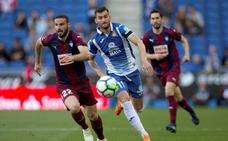 El Eibar agrava la crisis del Espanyol