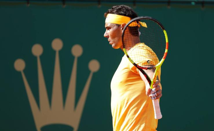 El partido entre Rafa Nadal y Karen Khachanov, en imágenes