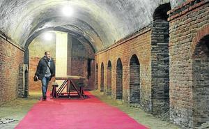 Medina incluye en la Feria de Enoturismo una ruta por bodegas subterráneas