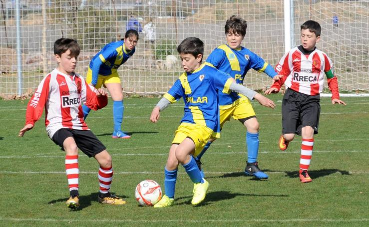 Deporte Base del 14 y 15 de abril. Valladolid