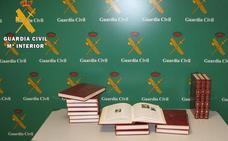 Investigado por estafar 45.000 euros en la venta de libros a domicilio