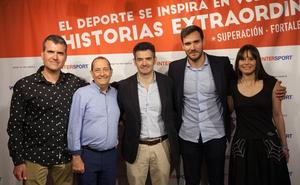 Saúl Craviotto premia a las 'historias extraordinarias' del deporte