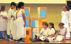 Teatro infantil para clamar contra las guerras