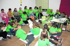 San Martín y Mudrián habilitará un espacio para el futuro patio del colegio