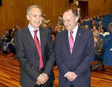 Daniel Miguel anuncia una renovación y Antonio Largo creará un vicerrectorado de Comunicación