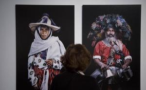 Marruecos y España, unidos por el arte en la sala de Las Francesas