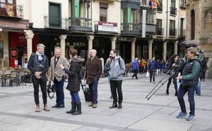 La ciudad fue el plató de 64 producciones audiovisuales durante 2017