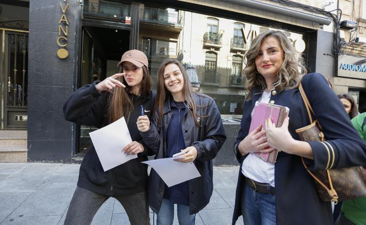 Cásting para la nueva película que se rodará en Salamanca