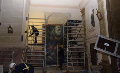 La Transfiguración camina hacia Mons Dei