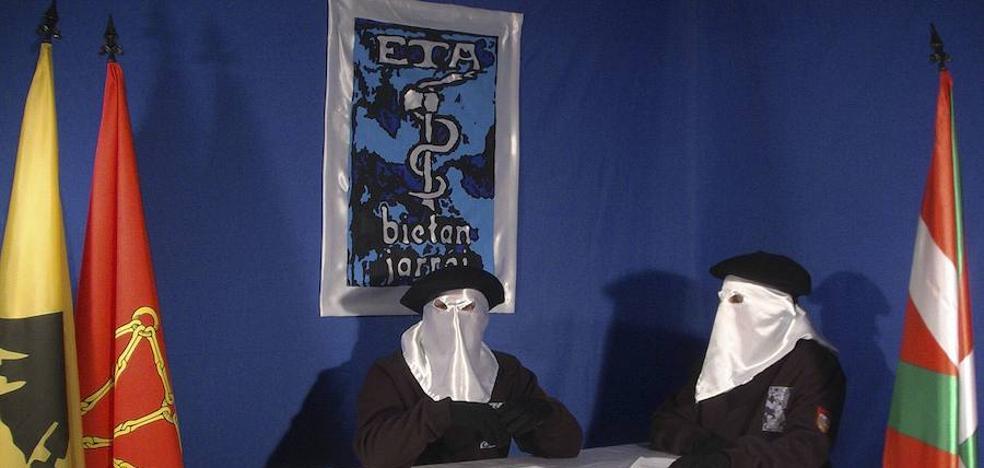 Las reacciones al comunicado de ETA en Castilla y León