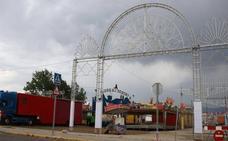 El recinto ferial volverá a ubicarse junto a la Ciudad Deportiva