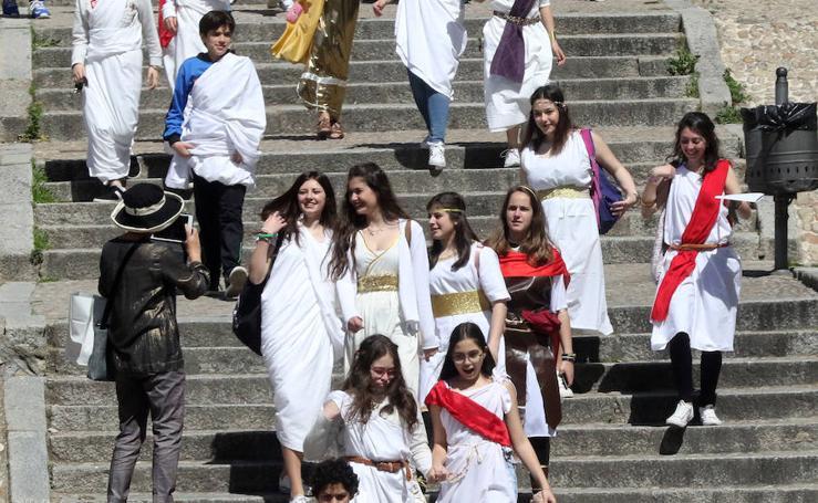 Celebración del Día de la Fundación de Roma