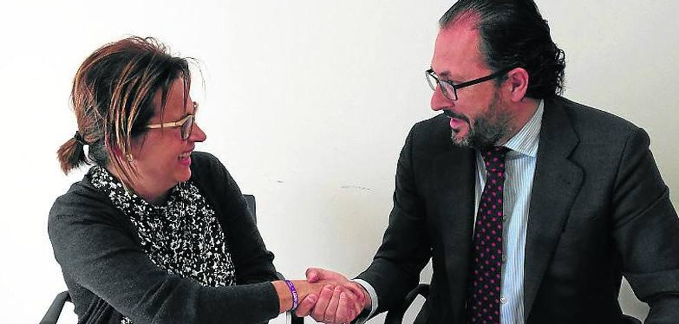El Colegio de Abogados asesorará a los usuarios del Centro de Acción Social de Laguna