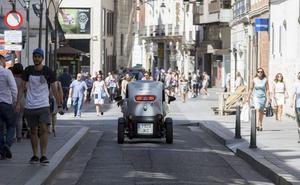 La capital vallisoletana supera los niveles de ozono
