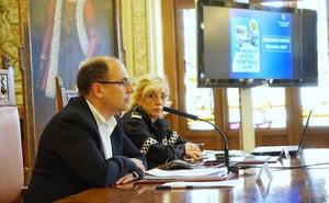 Descienden las infracciones por exceso de velocidad en Valladolid