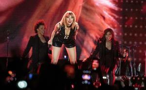 Los acosadores no dan tregua a Taylor Swift