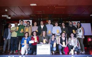 La entrega de trofeos certifica el éxito de la IV Liga LAPPI de pádel