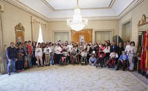 El Consistorio promoverá la edición de libros de lectura fácil para gente con discapacidad