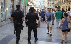 El PSOE advierte de que Salamanca tiene un déficit de 120 policías