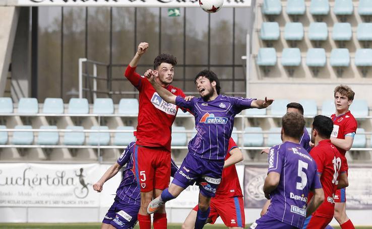 Palencia Cristo Atlético 2-0 Numancia B