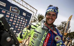 Santolino termina el Rally Merzouga con un cuarto puesto en la última etapa