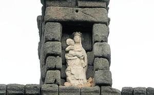 ¿Qué Virgen es la del Acueducto?