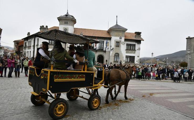 Feria de Abril en El Espinar