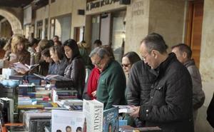 Una treintena de librerías afrontan mañana «uno de los días más fuertes del año»