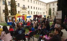 Carrión celebra con éxito el Día del Libro y la Feria Jacobea