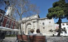 Bancos desde los que se aprecian las mejores vistas de Valladolid