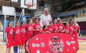 El Colegio Maristas de Salamanca, campeón de la II edición de la Super Liga Día