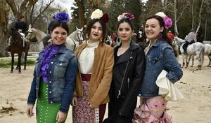 Así celebra el sur segoviano la Feria de Abril
